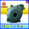 T10-8 cutter suction abrasion rubber lined slurry handing pump with diesel engine