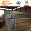q235 hot dip galvanized rectangular steel pipe for furture