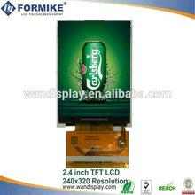 2.4 inch active matrix tft color lcd (KWH024Q12-F01)