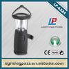 LED dynamo camp light with 6 LED camping lantern
