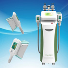 2014 latest 5 handles Cryo ; RF ;cavitation best slimming cool sculpture cryo weight loss // fat freeze cryo