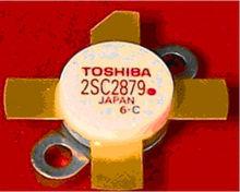 RF POWER UHF-VHF IC 2SC2879 TOSHIBA