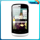 """3.5""""HVGA dual sim mobile phone with voice changer with Camera Android 4.0"""