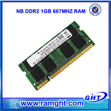 Wholesale bulk high quality ddr2 1gb notebook ram memory for laptop