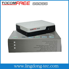 Android smart tv box receiver with twin tuner iks sks free for N3