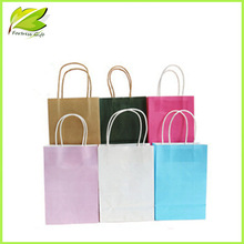 2014 Top-sale decorative craft paper gift packaging bag