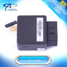 spy mini automotive OBD GPS tracking tool