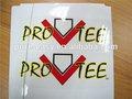 mais recentes mais populares vinil adesivo perfurado para impressão
