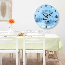 Modern unique decor wall clock for home decor ideas