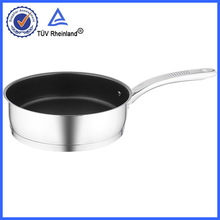outdoor frying pan MADE FROM S/S 304 kitchenware with best quality