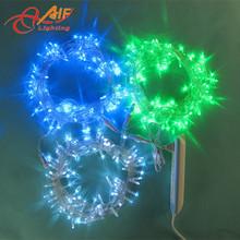 220V 10m smd led strip mini christmas light bulbs