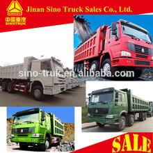 CNHTC howo 6*4 371hp dump truck /dumper in superior quality