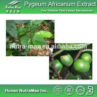 Pygeum Africanum Bark Extract,Pygeum Africanum Bark Extract Powder,Pygeum Africanum Bark P.E.