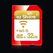 EZ Share 32GB/16GB/8GB/4GB Class 10 Wifi Wireless SD Card Camera Memory Card