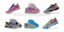 MVP basketball shoes designer 2014 custom basketball boot brand cheap KD sport shoes stores
