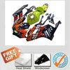 For CBR1000RR 2004-2005 motorcycle fairings for sale custome body kit super bike fairing
