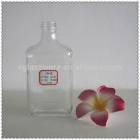250ml beverage bottle alcoholic sample
