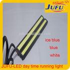 14cm white super bright high power flexible led car DRL led car day time running lights