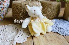 Toysrus supplier handmade baby plush toys elephant design plush soft doll