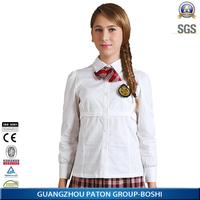 Childrens clothing manufacture wholesale school uniform for kids