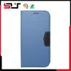 Card Holder hybrid pu stripe leather cover case for samsung galaxy mega 6.3 i9200