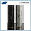 2014 e cig spartan 26650 mod hades clone high quality 26650 Sparta mod wholesale