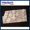 silicone mold parts