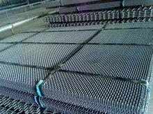 wedge wire screen flat panels
