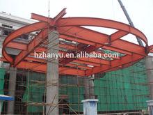 Circular steel beam