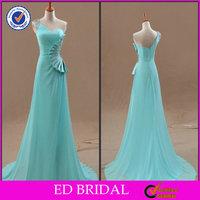 Fabulous OEM Service One-shoulder A-line Sweetheart Neckline Oriental Evening Dresses ED-YH226