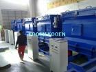 High efficiency PE PP plastic film dewatering machine