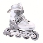 Freestyle roller skate sneakers