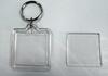 acrylic clear keyrings
