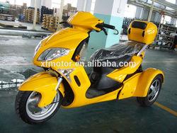 3-wheel trike scooter