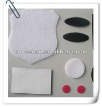 2014 new design nylon 3m adhesive velcro dots