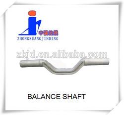 Forging balance shaft TS 16949 certificate