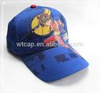 Printed Baseball Caps Navy Blue Sports caps hats