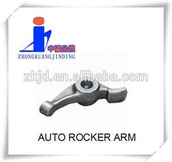 Die forging auto rocker arm TS 16949 certificate