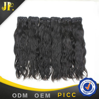 FREE SHIPPING popular inches 16 18 20 JP Hair 3pcs can be dyed and bleached silky natural wave cheap virgin peruvian hair