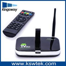 Hot selling Alliwinner A31s quad core unlock cable tv box