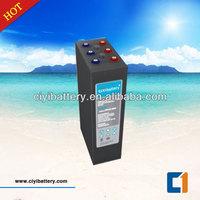 Long Life Battery Solar Power Storage Battery 2V 2000AH OPzV Battery