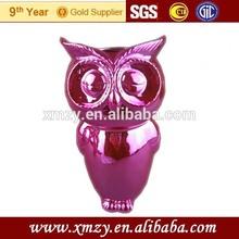 Porcelain pink flower vase