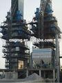 500 tpd cal/rápida cal/dolomita horno de eje vertical, horno de eje vertical de la línea de producción