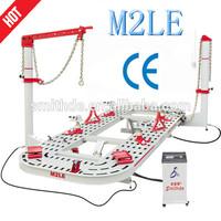 China manufacturer M2LE frame machine car pulling bench for damaged cars