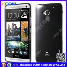 Shenzhen wholesale Mercury Flash Powder TPU Skin Case for HTC One Max