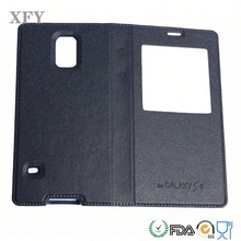 XFY china wholesale blank sublimation leather phone case for samsung galaxy S5