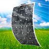Suitable for marine automotive and land use high efficiency semi sunpower mono flexible solar panel 12v 100Wp