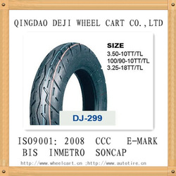 CHINESE strong BLACK motorcycles tires 100/90-10