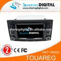 autoradiovwโฟล์คสวาเกนtouaregcardvdgpsนำทางวิทยุรถวิทยุกับจีพีเอส