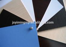 High Quality E2/E1/E0/CARB Melamine Plywood, MDF or Particle Board